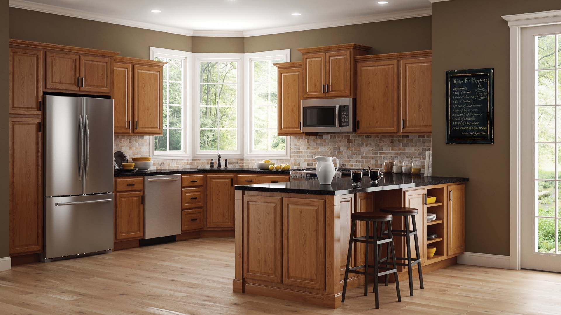 Pros And Cons About Painting Kitchen Cabinets